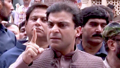 Photo of Hamza Shehbaz moves LHC for bail citing 'deadly' risk in case of virus outbreak in prison