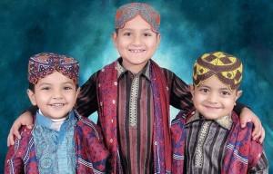 Sindhi Kids