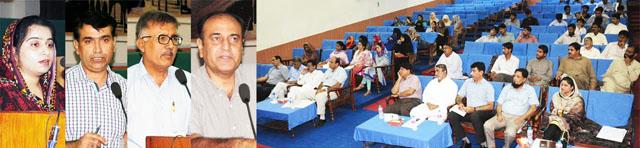 SALU Seminar