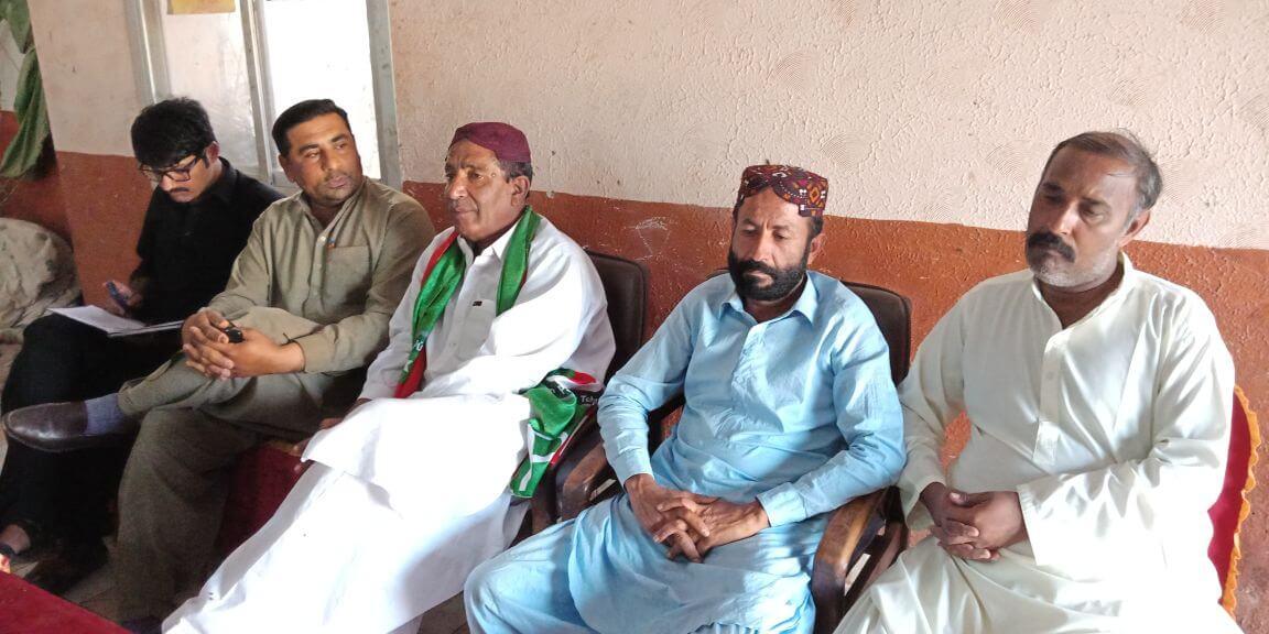 Photo of چوھڙجمالي: عمران خان جي قيادت ۾ ملڪ خوشحالي طرف گامزن ٿيندو، پي ٽي آءِ