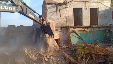 Photo of آبپاشي کاتي پاران انڪروچمنٽ خلاف آپريشن، مسڪينن جا گھر پٽ، بااثر محفوظ